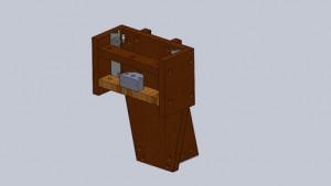 Porta Herramientas CNC Casera