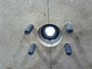 Rodamientos Husillo Bancada CNC Casera