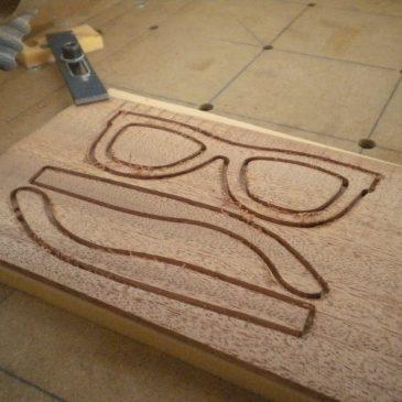 Mecanizado en Madera: Gafas