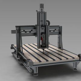 PLANOS CNC Al: O3Ozono 2.0
