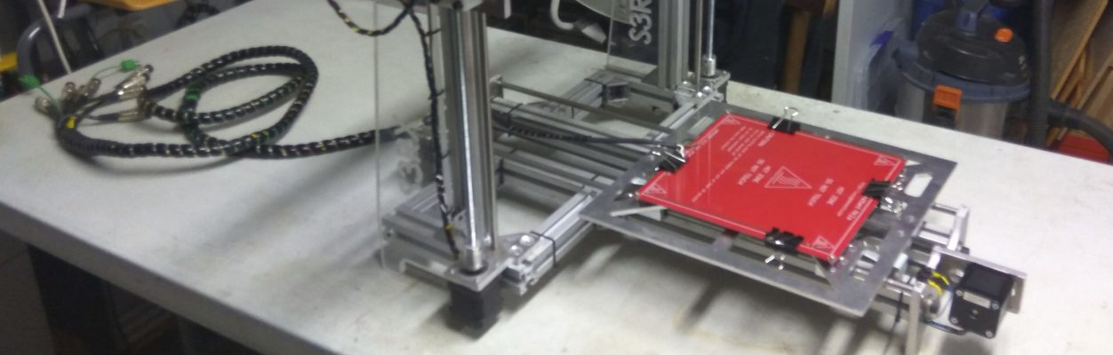 Impresora 3D S3RX
