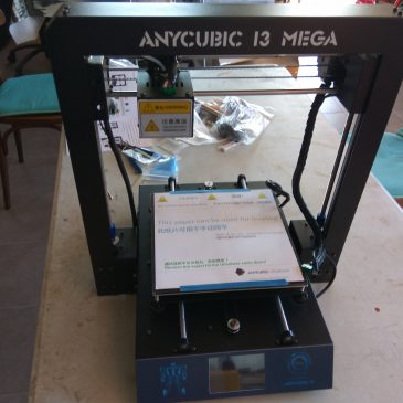 Nueva Adquisicion: Anycubic I3 Mega