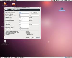 Origen LinuxCNC CNC Casera EMC2