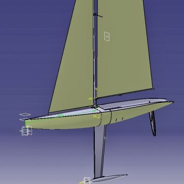 Ancient Works: Build your own RC Yatch