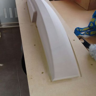 Modelo velero Clase IOM 3/3