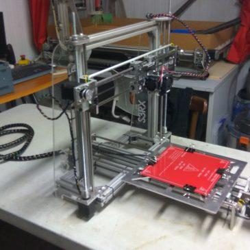 Impresora 3D – Construccion