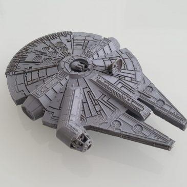 Impresion modelos Star Wars